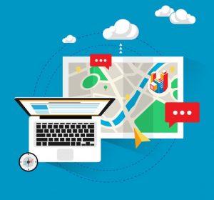 استفاده از نقشه گوگل برای بازاریابی